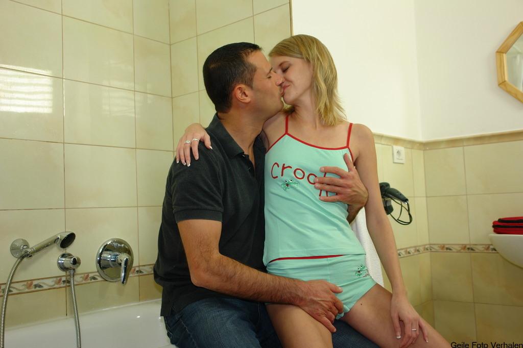Sex met mijn jongere broer