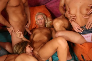 Sex in het studentenhuis