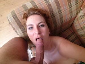 Neuken met een 45-jarige vrouw